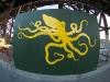 Tonky Octopus - Gowanus Canal Brooklyn