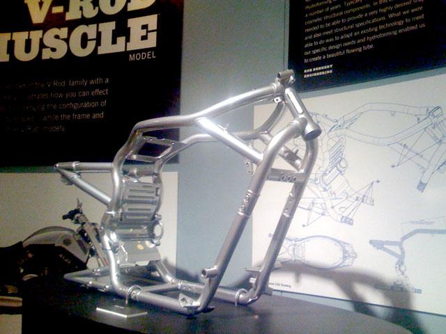 Perfect Harley V Rod Frame Image - Custom Picture Frame Ideas ...