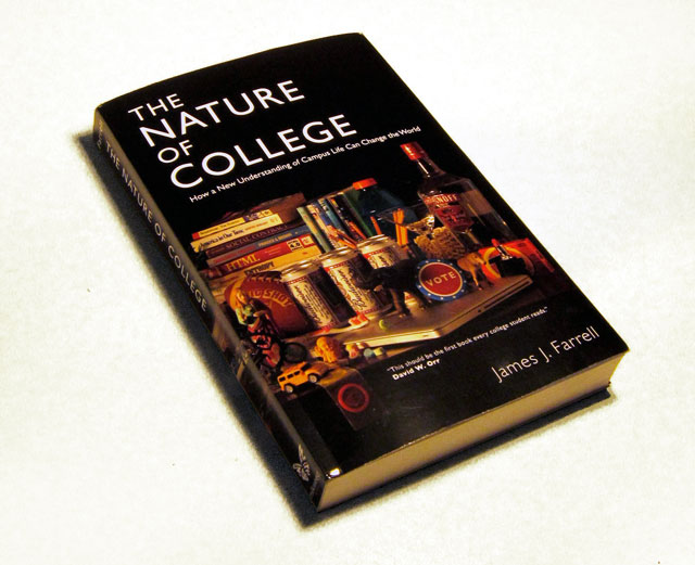 a review of the nature of college a book by james farrell To underscore the nature of that threat, farrell depicts a  and the making of james t farrell newton, ma: arts end books, 1996  review of noel ignatiev.